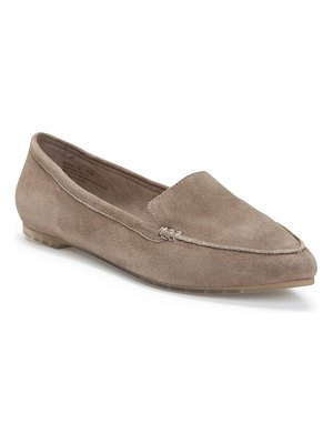 ...me Too Shoes Audra Suede Loafers