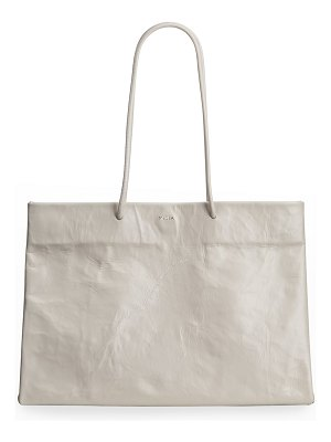 Medea Busted Leather Tote Bag