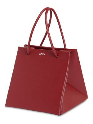 Medea Ice leather bag