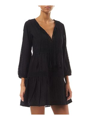 Melissa Odabash reid cover-up dress