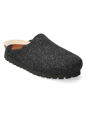 Mephisto thea boiled wool clog