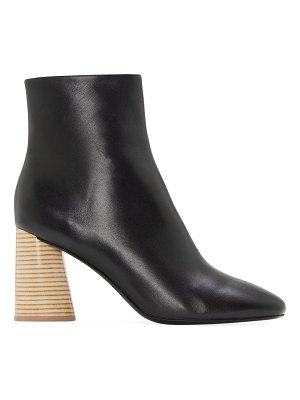MERCEDES CASTILLO tomara leather ankle boots