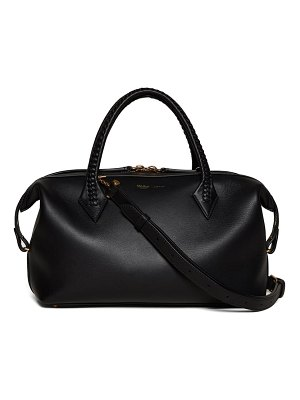 Metier London small perriand city leather duffel bag