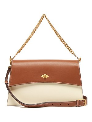 Métier roma small leather shoulder bag