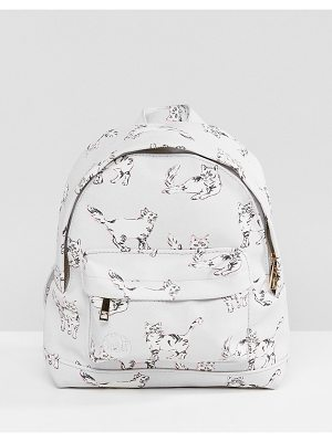 Mi-Pac Super Mini Backpack in Cat Print