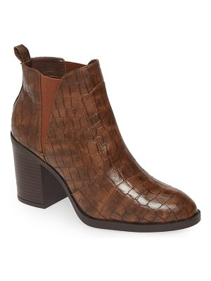MIA hart faux leather bootie