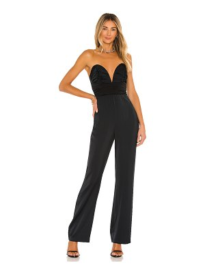 Michael Costello x revolve amber jumpsuit