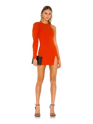 Michael Costello x revolve laise mini dress