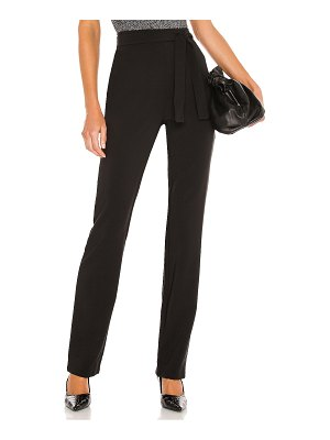 Michael Costello x revolve tie waist relaxed pant