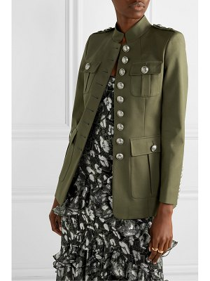 Michael Kors Collection cotton-twill jacket