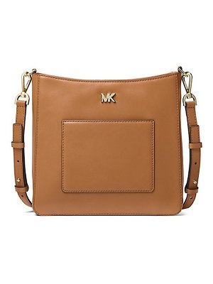 Michael Kors Collection gloria pocket swing crossbody bag