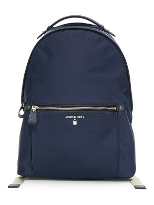 Michael Kors Collection large nylon backpack