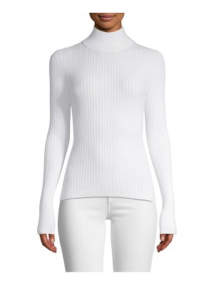 Michael Kors Collection ribbed turtleneck