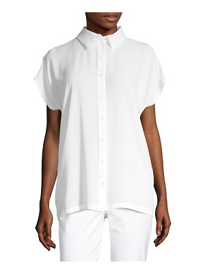 Michael Kors Collection silk georgette shirt