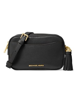 MICHAEL Michael Kors small jet set leather belt bag