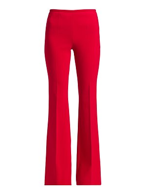 Michael Kors Collection stretch-crepe flare trousers