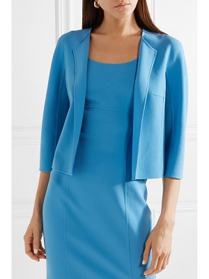 Michael Kors Collection stretch-wool crepe jacket