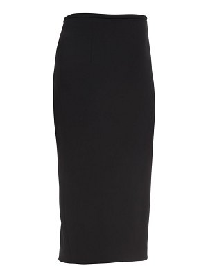 Michael Kors Collection stretch wool pencil skirt
