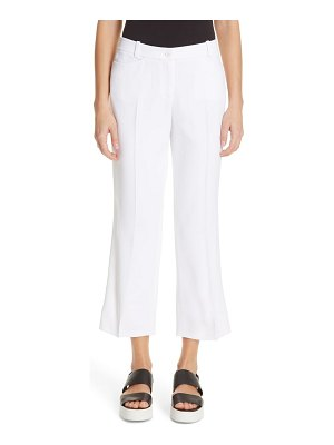 Michael Kors crop straight leg trousers