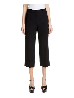 Michael Kors cuffed crop pants