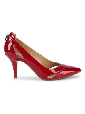 Michael Kors Hamilton Patent Leather Pumps