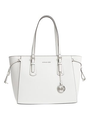 Michael Kors michael  voyager leather tote