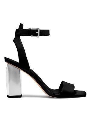 Michael Kors petra ankle-strap leather sandals