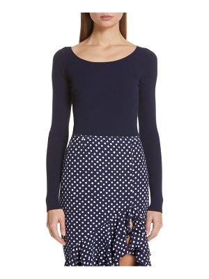 Michael Kors rib knit top