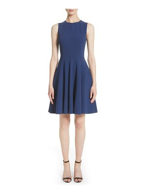 Michael Kors stretch wool bell dress