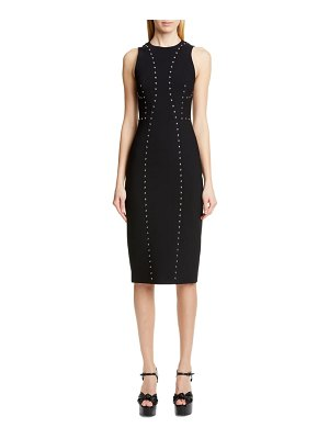 Michael Kors studded sheath dress