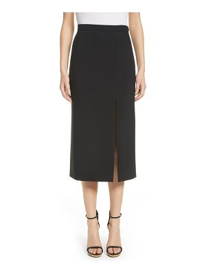 Michael Kors wool blend pencil skirt