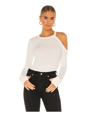 MICHAEL LAUREN camley long sleeve top