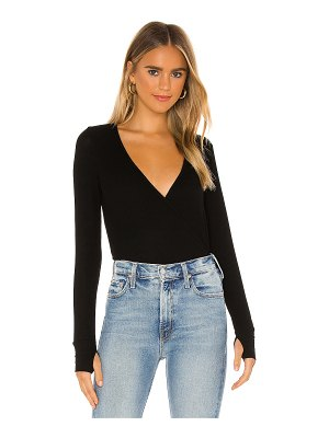MICHAEL LAUREN cheyenne long sleeve top