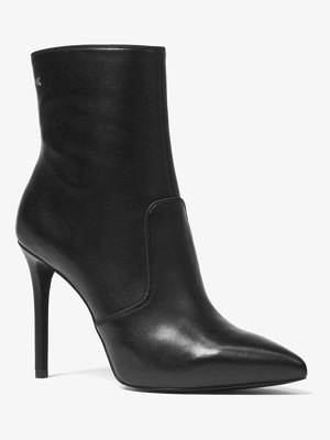 MICHAEL Michael Kors Blaine Leather Ankle Boot
