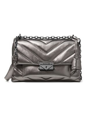 MICHAEL Michael Kors cece quilted leather crossbody bag