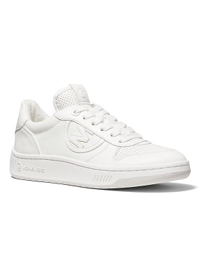 MICHAEL Michael Kors Gertie Leather Low-Top Sneakers