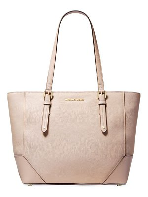 MICHAEL Michael Kors large aria leather tote