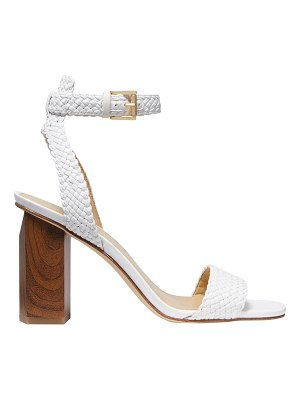 MICHAEL Michael Kors petra ankle-strap braided sandals