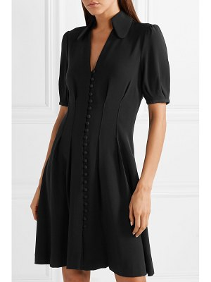 MICHAEL Michael Kors pintucked crepe mini dress