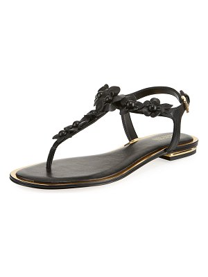 MICHAEL Michael Kors Tricia Flower Thong Sandals