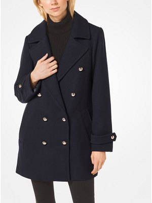 MICHAEL Michael Kors Wool-Blend Peacoat