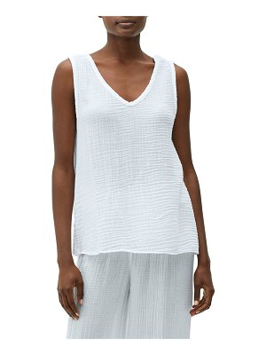 Michael Stars Abby Front-to-Back Tank Top