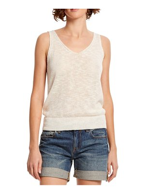 Michael Stars katrina v-neck tank top