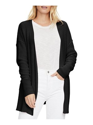 Michael Stars whitley cotton open cardigan