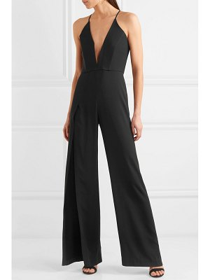 Michelle Mason cady and jersey jumpsuit
