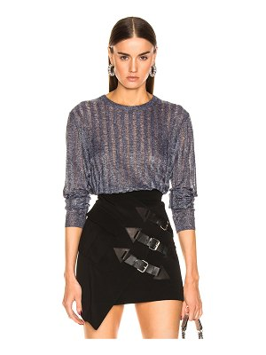 Michelle Mason Long Sleeve Pullover Sweater