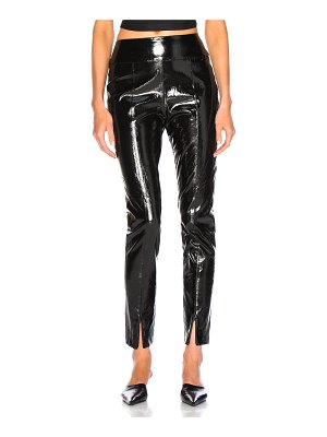 Michelle Mason Skinny Pant With Zip