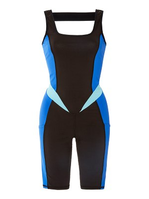 MICHI circuit fitted jumpsuit