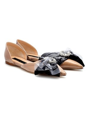 Midnight 00 ballet flats