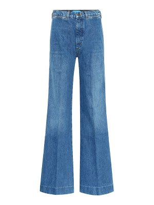 M.i.h Jeans bay high-rise flared jeans